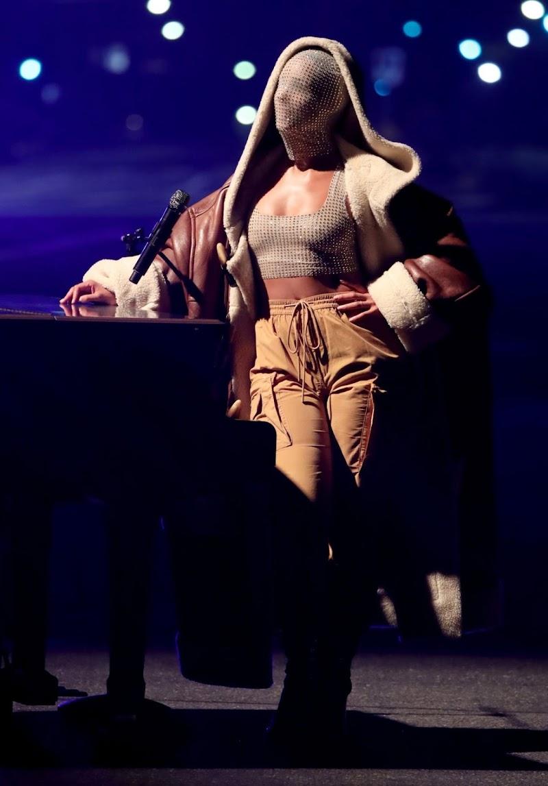 Alicia Keys at MTV European Music Awards 2020 in Los Angeles  8 Nov-2020