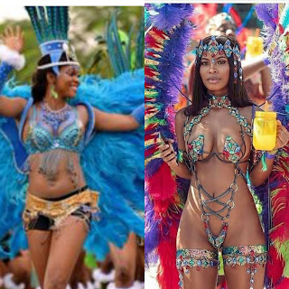 Beautiful pictures from Calabar Carnival 2019 you haven't seen