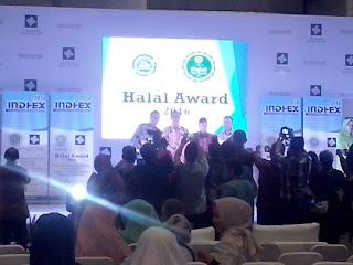 Pameran Internasional  Produk Halal 20-23 Oktober 2016 di JIExpo Kemayoran Jakarta