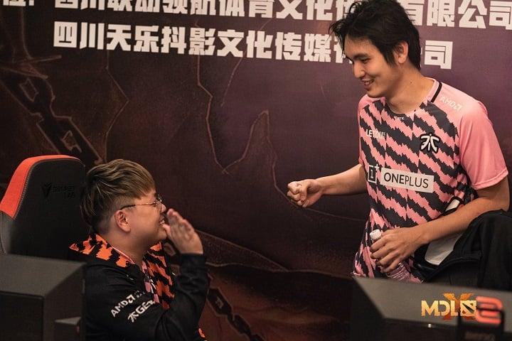 lower 1 - Nhánh thua Chengdu Major ngày 20/11: Iceiceice cùng EE dắt tay nhau về nước