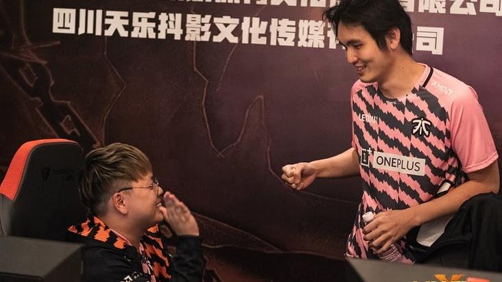 Nhánh thua Chengdu Major ngày 20/11: Iceiceice cùng EE dắt tay nhau về nước