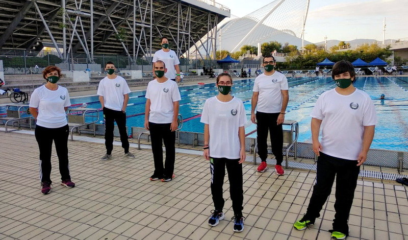 10 μετάλλια και 4 πανελλήνια ρεκόρ ο Α.Σ. ΑμεΑ Κότινος στο Πανελλήνιο Πρωτάθλημα Κολύμβησης