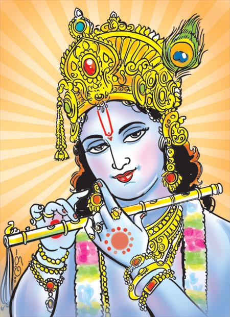కృష్ణశక్తి_ krishnaSakthi bhakthipustakalu bhaktipustakalu