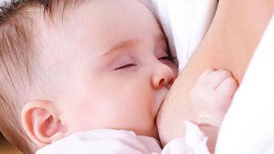 Lactancia materna lo mejor para el bebe