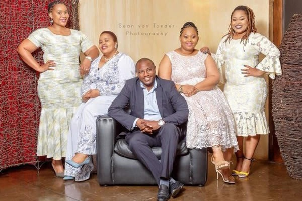 Popular South African Polygamist Slams Those Calling For Polyandry