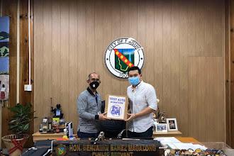 SM Donates COVID-19 Test Kits to Baguio City