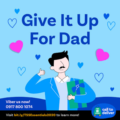 GREAT GIFTS FOR DAD FROM THE SM STORE'S CALL TO DELIVER