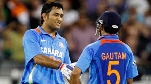 Gautam Gambhir reveals how MS Dhoni's reminder led to his dismissal in 2011 World Cup final
