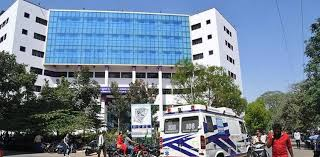 In India, Coronavirus patients leap to death from hospital building
