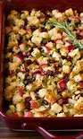 ROSEMARY-CRANBERRY APPLE STUFFING