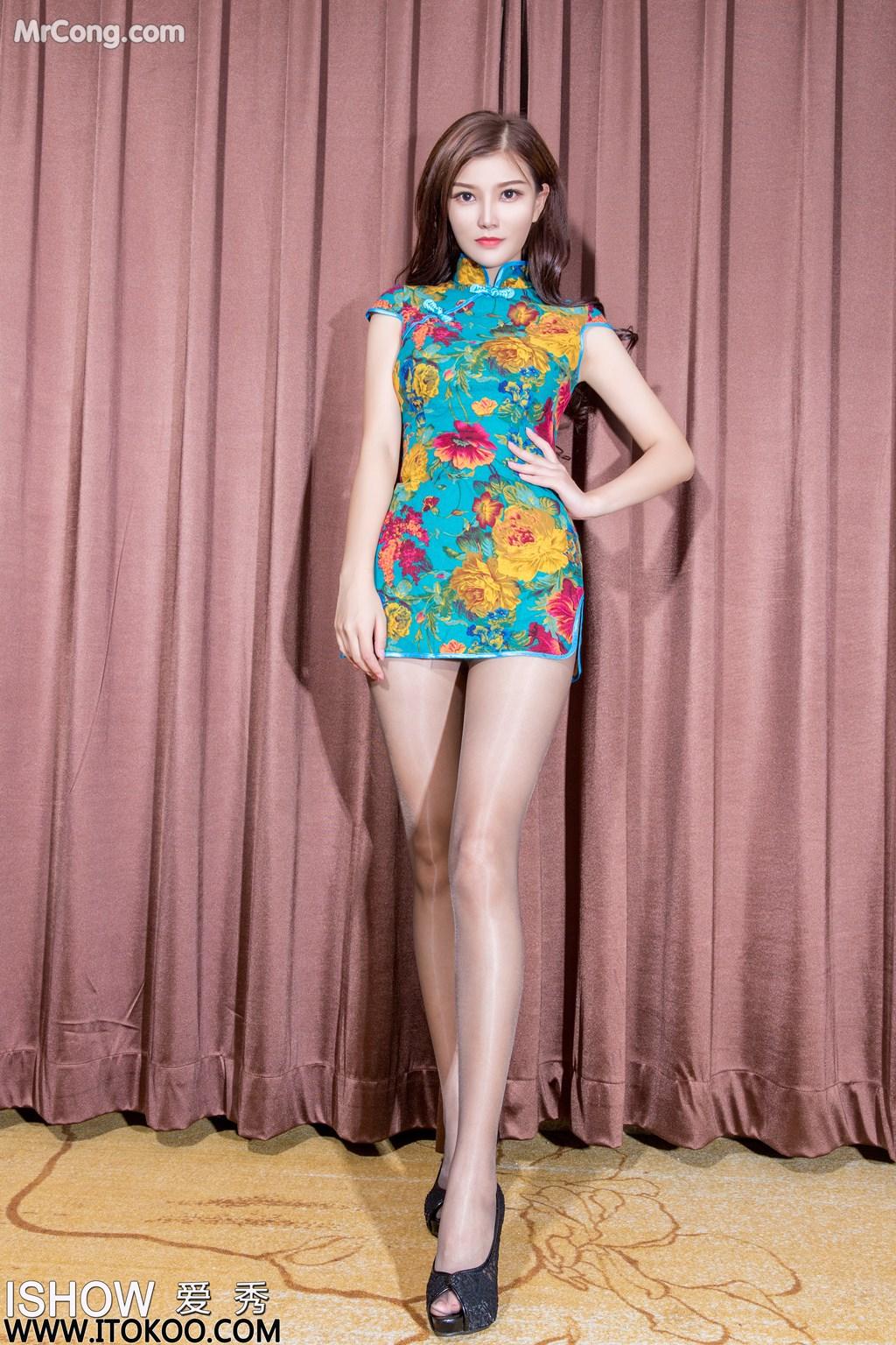 Image ISHOW-No.157-Yu-Fei-Fei-Faye-MrCong.com-002 in post ISHOW No.157: Người mẫu Yu Fei Fei (余菲菲Faye) (31 ảnh)