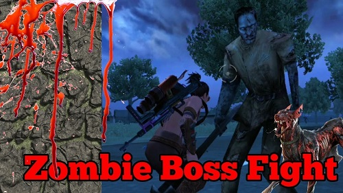 Những nhỏ boss khủng ở vòng 4 của Thủ zombie sẽ làm người chơi âm u mặt mũi