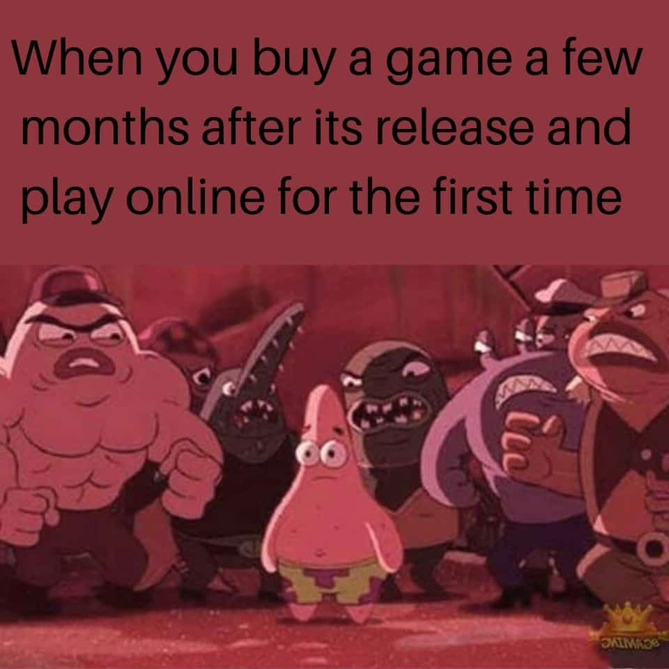 When-you-buy-a-game-a-few-months-after-its-release-and-play-online-for-the-first-time