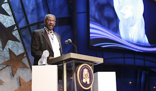 At Awards Ceremony, Walter Williams Slams PC Campuses, Thanks His Teachers For 'Not Giving a Damn About His Self Esteem'