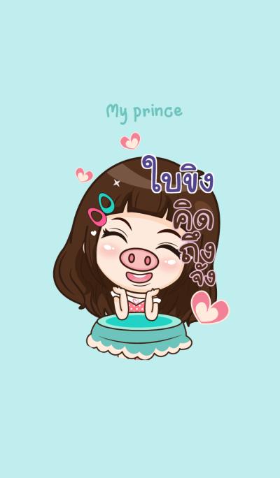 BIKING my prince V02