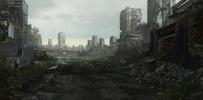 O que aconteceria á humanidade depois de uma guerra nuclear1