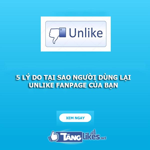 unlike fanpage