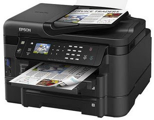 Download Printer Driver Epson WF-3520