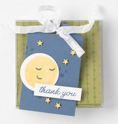 Stampin' Up! Sharing Sunshine Treat Box ~ #stampinup