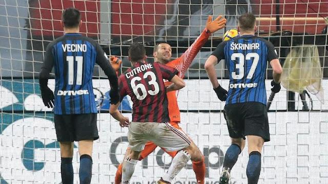 Coppa Italia: Milan Singkirkan Inter lewat Perpanjangan Waktu