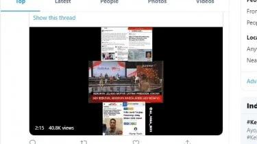 M Nuh Pemenang Lelang Motor Jokowi Disambut Bak Pahlawan di Kampungnya