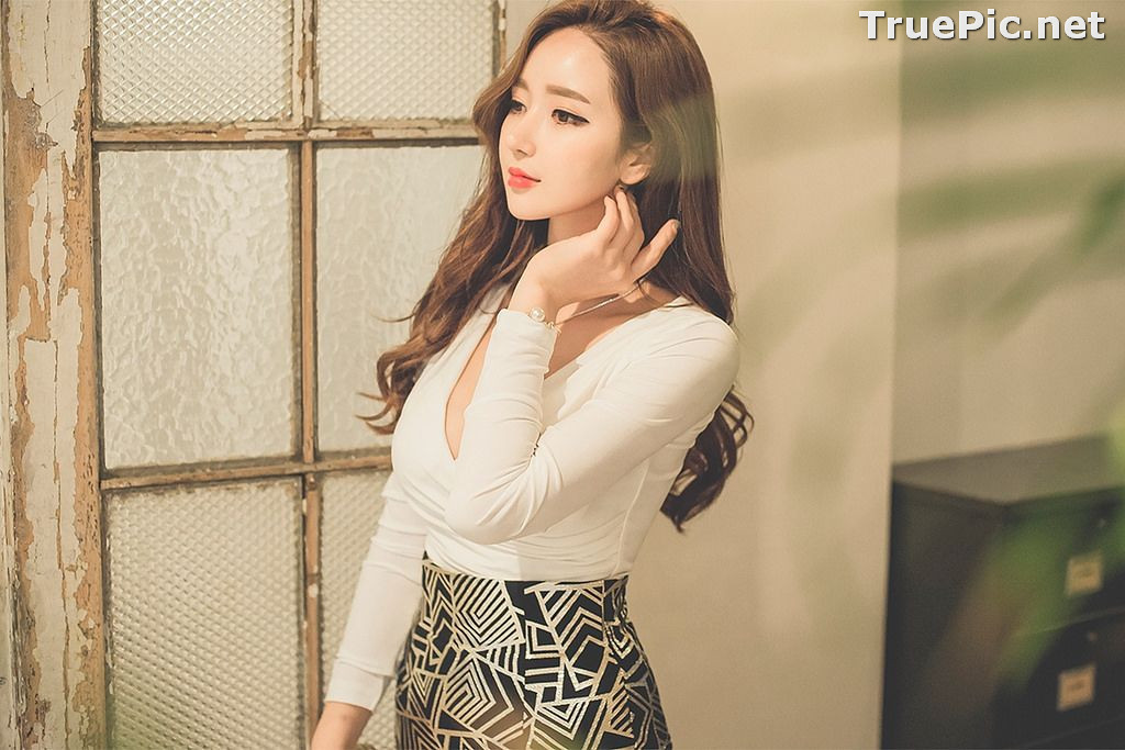 Image Lee Yeon Jeong – Indoor Photoshoot Collection – Korean fashion model – Part 16 - TruePic.net - Picture-5