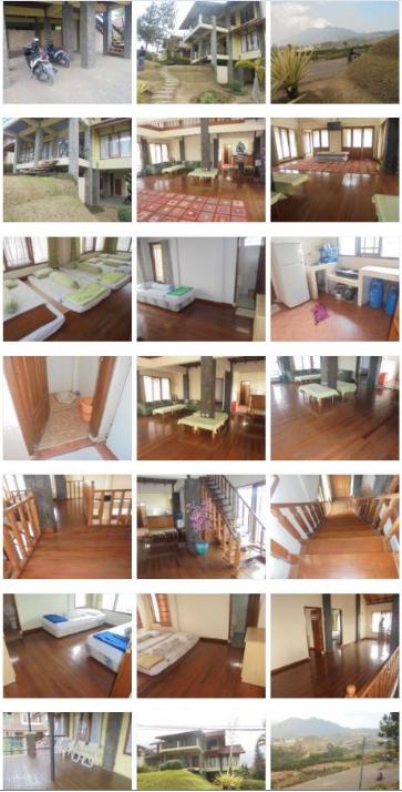 Villa L1 Dase Lembang - Villa 4 Kamar