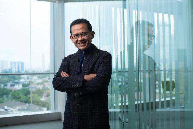 Direktur Humas Telkomsel, Priyantono Rudito