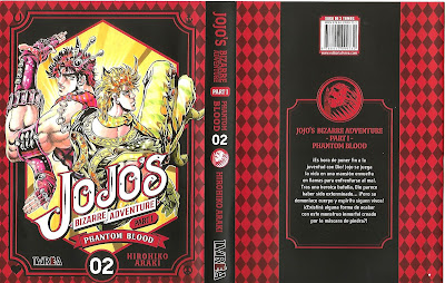 JOJO'S BIZARRE ADVENTURE: Phantom Blood vol.2