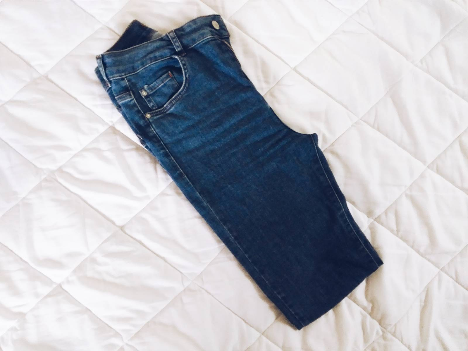 new in | High waisted jeans