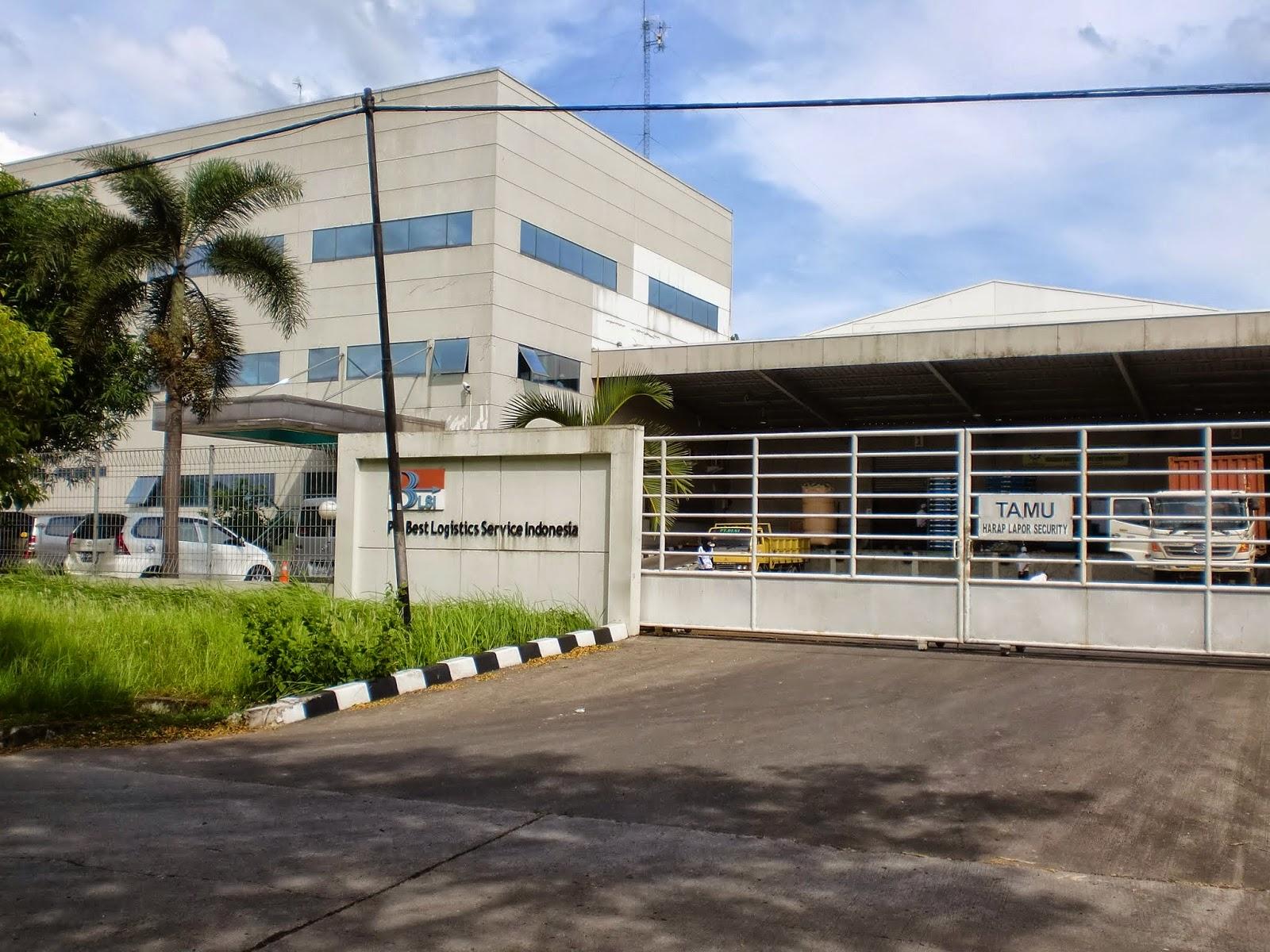 Lowongan Kerja PT. Best Logistics Service Indonesia Delta