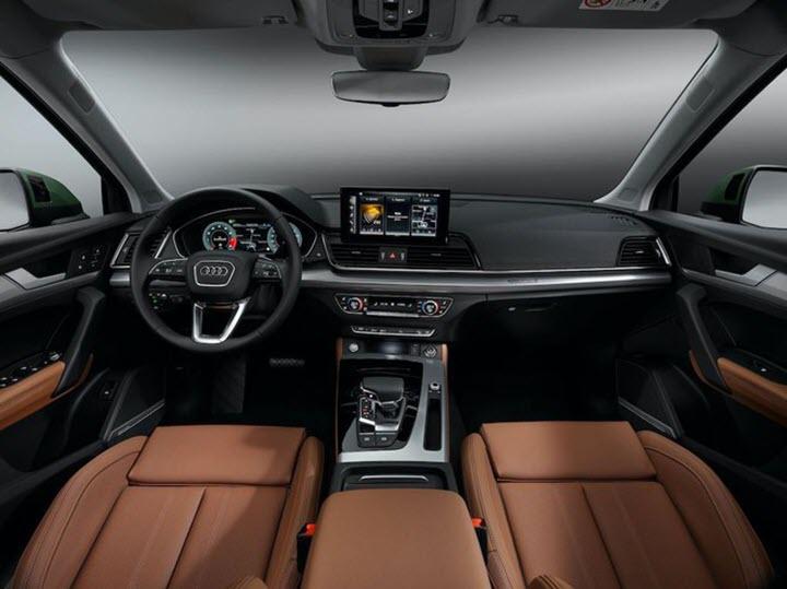 Audi Q5 2021 được nâng cấp, đối thủ đáng gờm của BMW X3