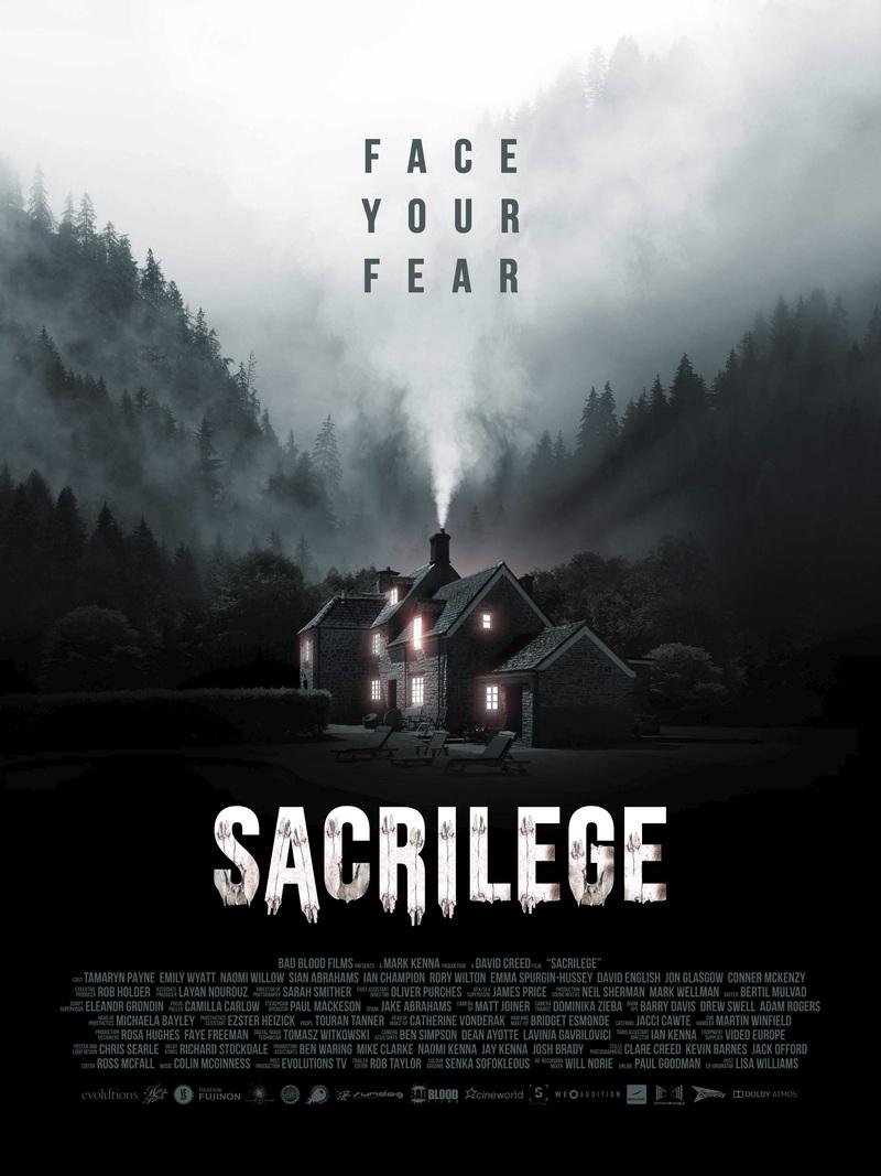 sacrilege poster