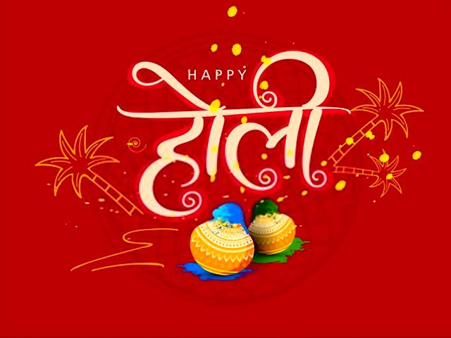 Happy Holi 2020 image status