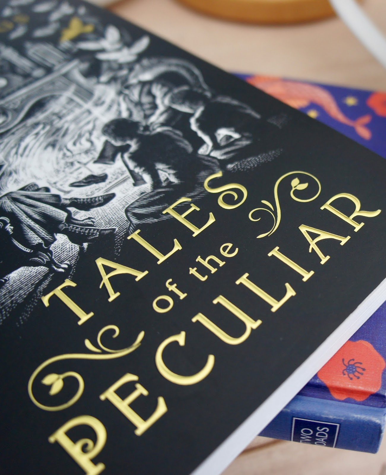 book club tales of the peculiar