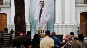 """El próximo lunes 26 de octubre exhumarán los restos del Venerable. El """"Médico de los Pobres"""""""