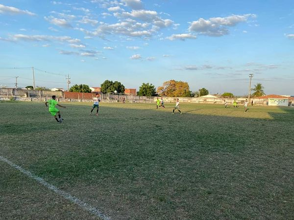 Mais dois jogos da Copa Municipal de Futebol foram realizados nesse final de semana em Apodi