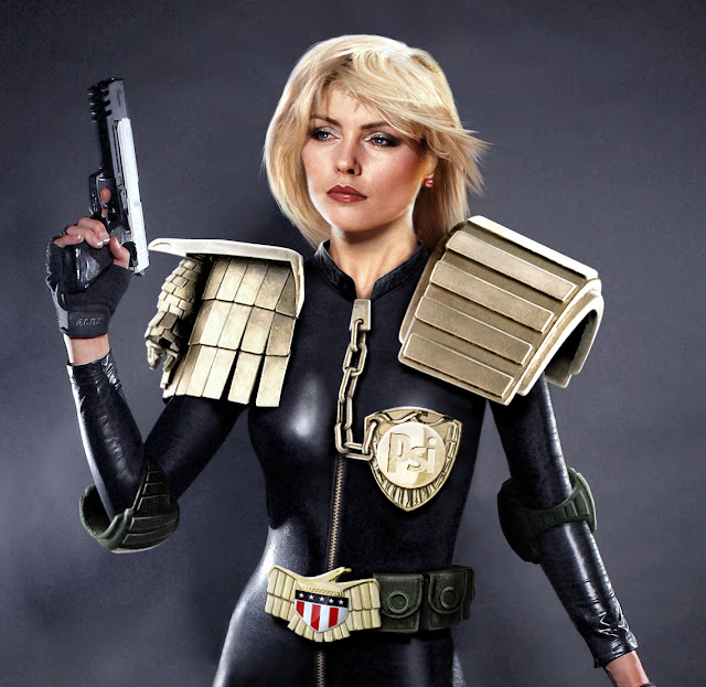 Leather Beauty 2 First Photo Of Psi Judge Anderson
