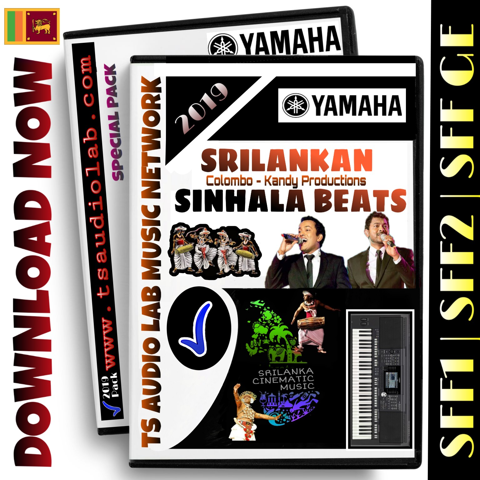 Indian Yamaha Expansion Packs Free Download - TS Audio Lab