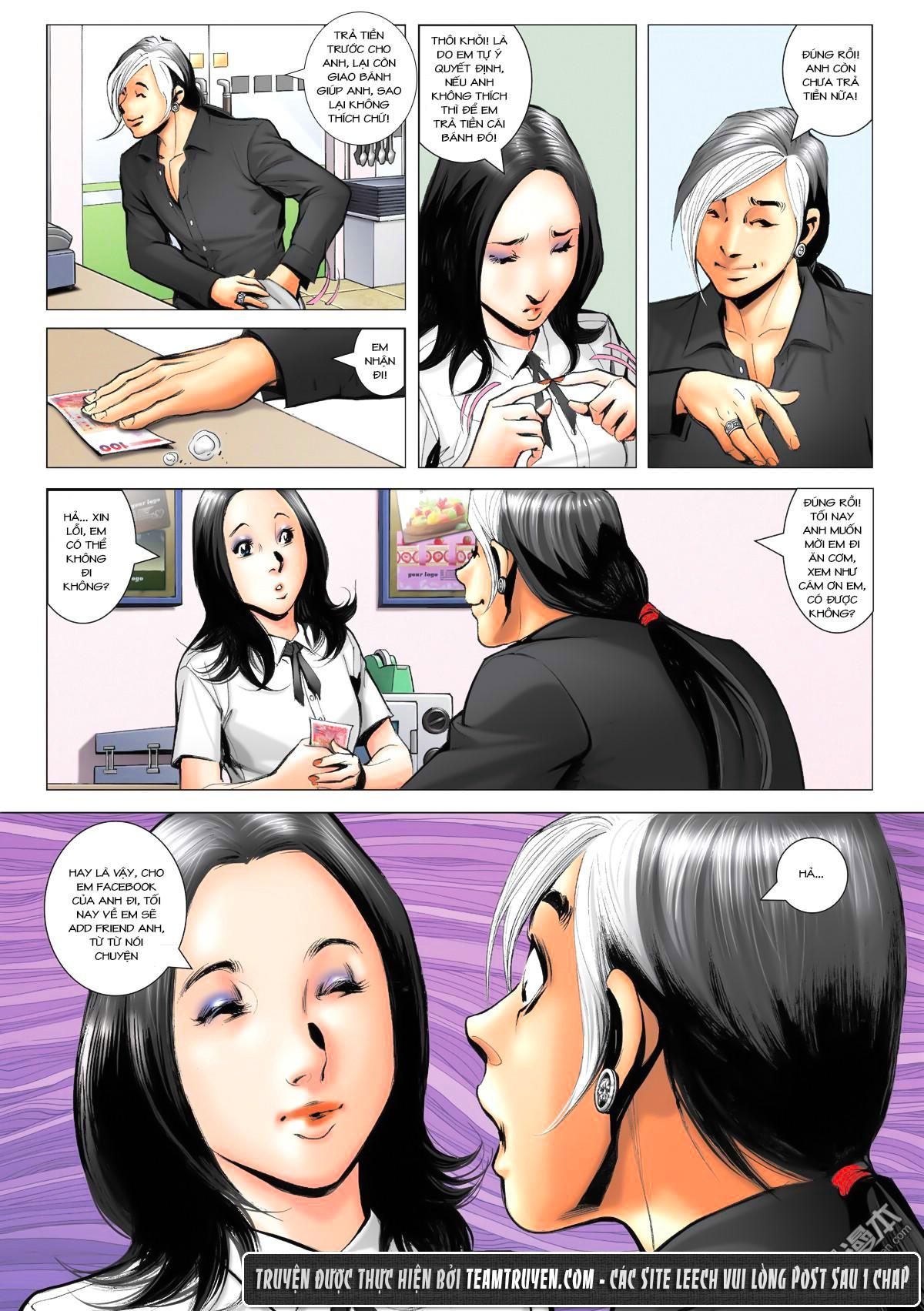 Người Trong Giang Hồ NetTruyen chap 1503 - Trang 9
