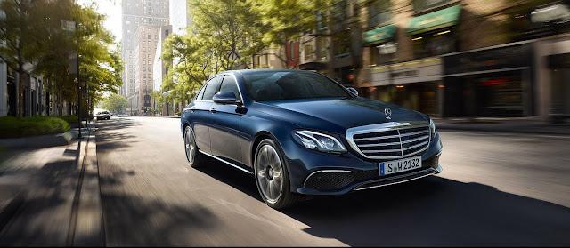 Harga Mercedes E-Class