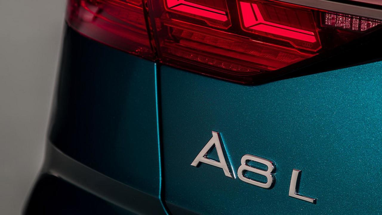 Audi A8 L đời mới nhất 2018