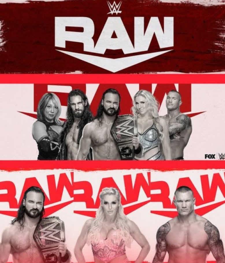 مشاهدة عرض WWE Raw 21.09.2020 مترجم اون لاين