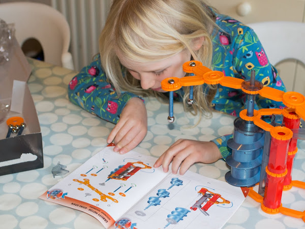 Geomag Gravity Motor Review: STEM toy for 7 years and up