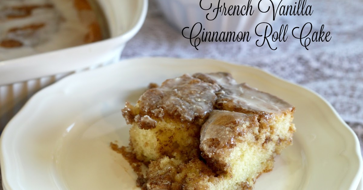 Taste Of Home Cinnamon Rolls With Cake Mix