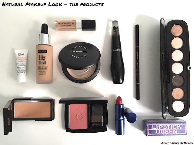 Natural Makeup Pupa MAC Marc Jacobs Jouer Lancome Anastasia Dior Lipstick Queen Kiehl's