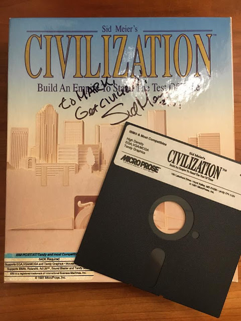 Mark Zuckerberg: I've been playing Civilization since middle school