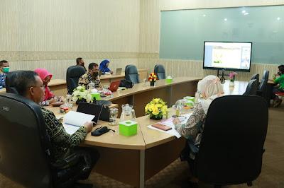 Sekdaprov Lampung Menjadi Narasumber Pada Sekolah Pimpinan Tinggi Bank Indonesia