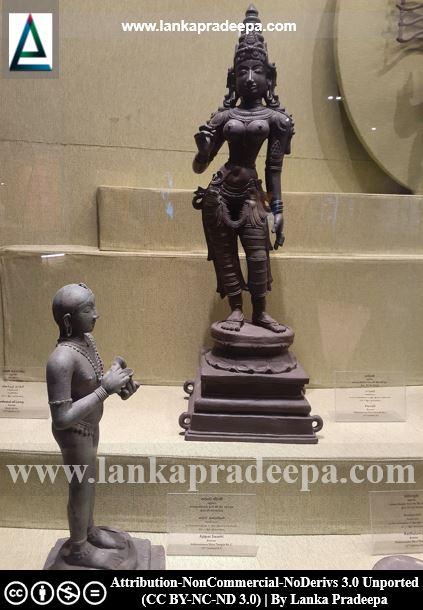 Bronzes from Polonnaruwa Siva Devale