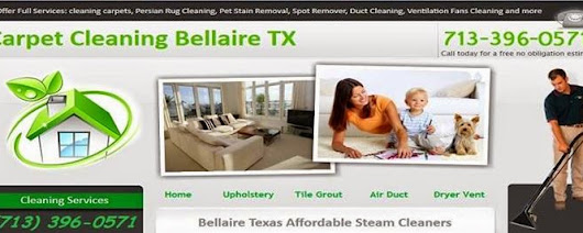 TX Bellaire Carpet Cleaning
